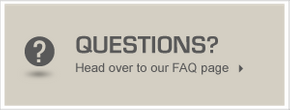 Questions? Head over to our FAQ page